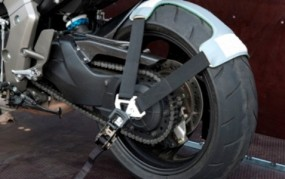 Motorradsicherung Tyrefix