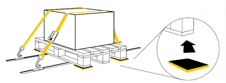 32x anti rutsch matten. Black Bedroom Furniture Sets. Home Design Ideas