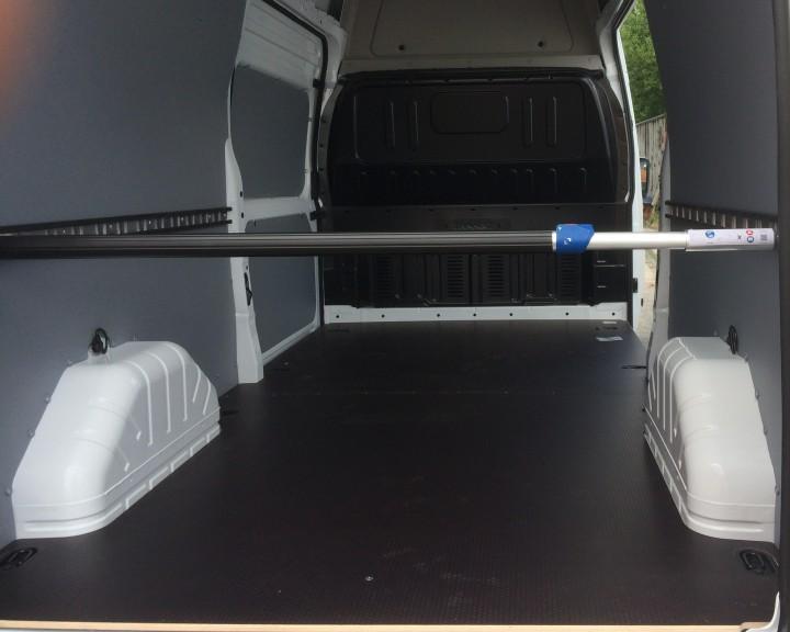 3 st bchenzurrschienen 4 sperrstangen f r transporter. Black Bedroom Furniture Sets. Home Design Ideas