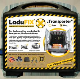 Ladungssicherungskoffer LaduFIX Transporter Maxx