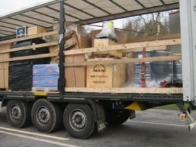 Ladungssicherung Lkw - Das sollten Sie beachten!