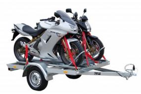 Spanngurte und Zurrgurte zur Motorrad Ladungssicherung
