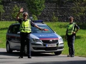 Polizei stoppt Bulgaren